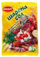 Bulgarian Sharena Sol Seasoning Fresh Ground Spice Mix Cuisine Blend-120 gr
