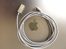 Ankoda USB SPACE GREY METAL 6.5ft 2m Wire iPhone iPad iPod Lightning QUALITY