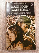 Harry Harrison - Make Room! Make Room! / Penguin Science Fiction 1973 - Vintage