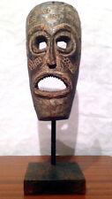 Masque africain RDC Congo, African mask DRK Kongo, Marc Léo Félix, Afrique