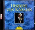 HERBERT VON KARAJAN Ludwig Van Beethoven CD Ottime Condizioni