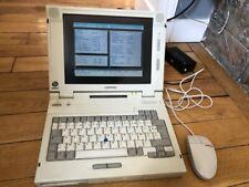 Compaq LTE 5150 vintage laptop PC Pentium 100 / 16 MB RAM / 800 MB