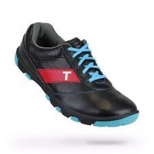 NEW! TRUE Linkswear Proto Mens Waterproof Golf Shoes - Black & Blue -  size 8