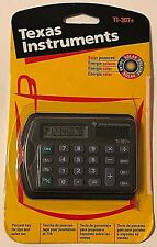 Texas Instruments TI-307+ Solar Powered Pocket Calculator