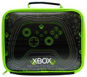 Microsoft Xbox Insulated Lunch Bag   Lunchbox   Lunch Box