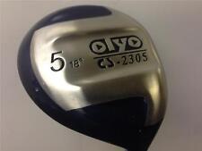 Da Uomo oiyo 5 Legno Golf Club REG Flex Grafite ALBERO 18