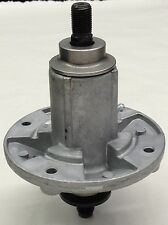 Spindle assembly replaces John Deere Nos. GY20454, GY20867, GY20962 & GY21098.