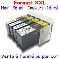 Lot cartouches encre 100XL Lexmark S300 S301 S305 S405 S505 S605 S606 S815 S816