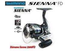 SHIMANO SIENNA 2500FD 2500 FD FD2500 SPINNING REEL NEW