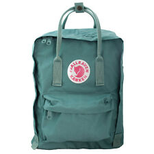 Mochila in Fjall Raven Kanken Classic Style Frost Green Swedish arctic backpack