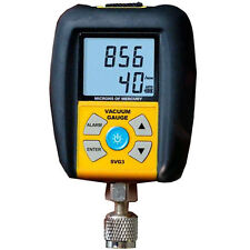 Fieldpiece SVG3 Electronic Micron Vacuum Gauge with Display