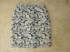 Unbranded Cotton Blend Knee Length Floral Skirts for Women