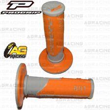 Pro Grip Progrip 801 Grips Orange For Suzuki TM 250 Champion 1972-1990