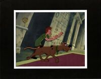 Scooby Doo and Shaggy Production Animation Art Cel Hanna Barbera 1998 8319