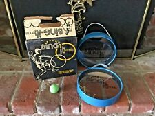 BING-IT Tennis Vintage Lawn Game Noble & Cooley Granville Tambourine Made in USA