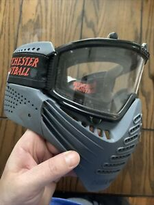 Winchester Paintball Mask With Goggles