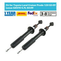 Pair Front Shock Absorber Fit Toyota Land Cruiser Prado Lexus GX470 4851060121
