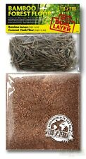 Exo Terra Bamboo Forest Floor Terrarium Substrate Dual Layer Pack  1.1L/3.3L