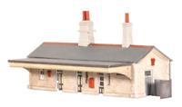 Ratio 204 N Gauge Station Building Kit