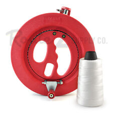 "Flight Reel™ 7.5"" Kite Reel / Winder with 770ft 90lb line"
