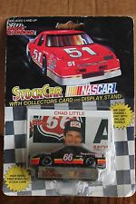 1991 #66 Chad Little Phillips 66/TropArtic Ford T-Bird 1/64 (rare Petty back)