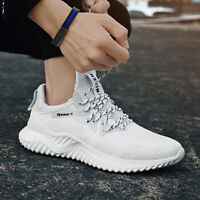 New Men's Running Sport Shoes Athletic Casual Breathable Casual Outdoor Sneakers
