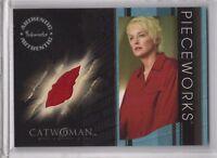 Catwoman Pieceworks Costume Card PW-6 Sharon Stone Show-Worn PJ's Inkworks SFC