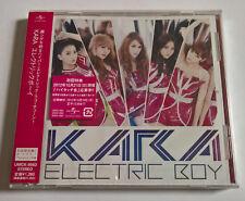 KARA Electric Boy Limited Ed. First Japan Press Single CD Type C Bonus Track