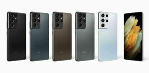 """Samsung Galaxy S21 Ultra 5G G9980 256/512GB Snapdragon 888 6.8"""" IP68 By FedEx"""