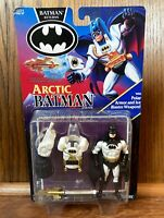 Arctic Batman Vintage Batman Returns Action Figure New 1991 Kenner 90s DC Comics