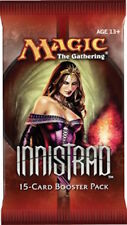 Innistrad Unopened Booster Pack Magic The Gathering MTG