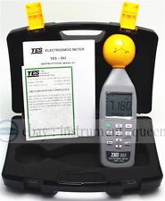 TES-593 ElectroSmog Meter, 3 axis isotropic measurements of EMF !!NEW!!