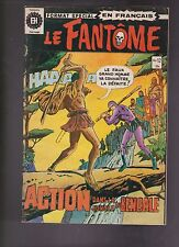 "1970's Heritage Editions French ""The Phantom"" Comic Book #12"