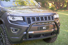Chief Products WK2 Nudge Bar Gloss Black for Jeep Grand Cherokee 2011-17