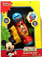 Disney Junior Mickey Mouse Clubhouse Projector Light Projects 3 Poses Fun 3+
