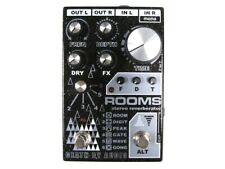 Used Death by Audio Rooms Digital Stereo Multi Reverb Guitar Effects Pedal