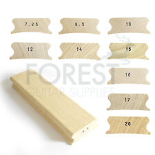 Guitar fingerboard sanding and gluing radius block -85x300mm- Buy 9, 2 for free