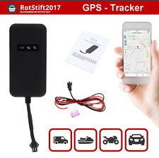 GPS Tracker Peilsender Ortungsgerät Fahrzeugüberwachung PKW BIKE LKW Wohnmobile