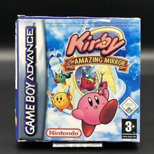 GBA Kirby & the Amazing Mirror (Komplett) (Gut) Game Boy Advance