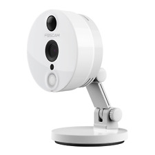 Foscam C2 (White) 1080p HD Night Vision Two-Way Audio Security Camera - Grade A