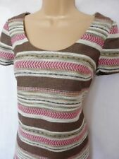 NEXT Striped Dresses for Women with Cap Sleeve