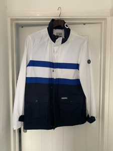 Mens Penguin boating sailing style jacket size large brand new 42 chest