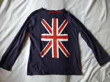 Primark T-Shirt Flagge England gr 122
