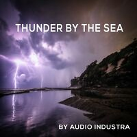 Thunder by the Sea Sounds of Nature CD Special FX