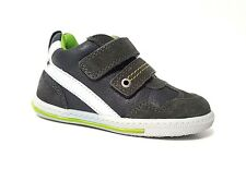 New $70 LURCHI Brucy Kids Boys European Shoes Toddler SUEDE Size 7 USA/23 EURO
