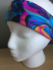 Women Yoga , Running Headband, spandex Hair Band/ Head Wrap