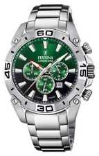 Festina Chronobike 2021 | Green Dial | Stainless F20543/3 Watch