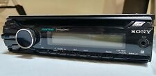Sony CDXM20 In-Dash AM/FM/CD Marine Stereo Receiver CDX-M20 w/ Wire Harness