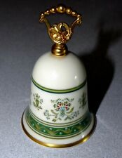 Gorham Fine China Bell - Designed & Produced for Danbury Mint Gorham Usa