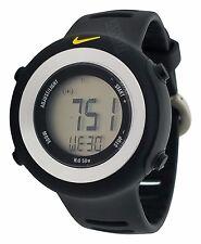 Nike Gorge WD0144-001 Junior Juventus Club Team Black Chronograph 40mm Watch
